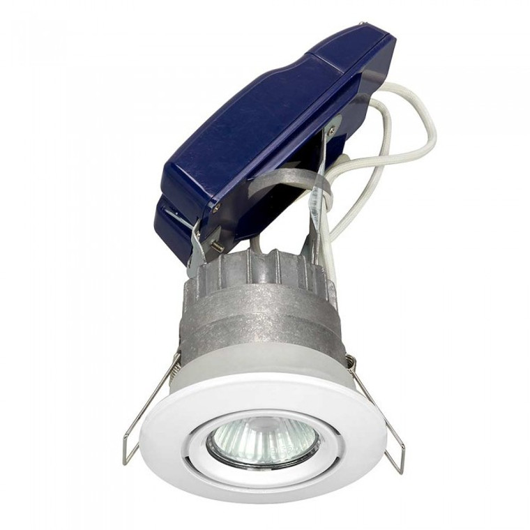 LED Fixed Downlight - White