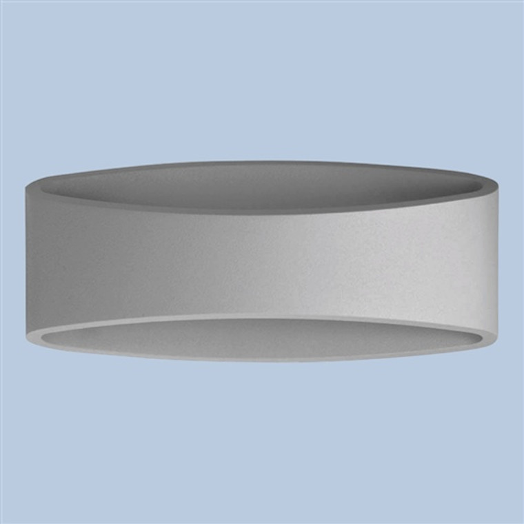 LED Wall Light - Silver