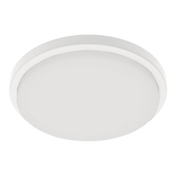 Mercator Aberdeen 20w 4000K LED Ceiling Oyster White
