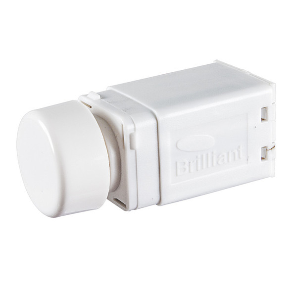 Brilliant Universal 350VA Rotary LED Dimmer