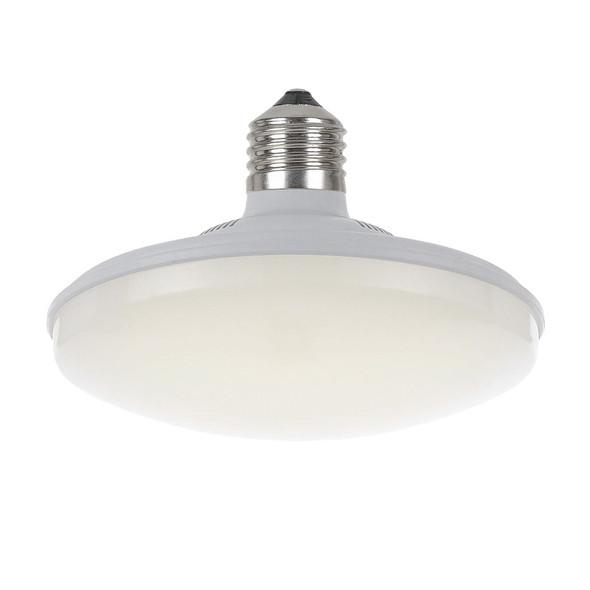 Telbix Pye 18w E27 LED Flat 5000K Cool White
