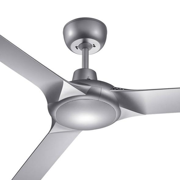 Ventair Spyda 140cm Titanium Plastic Indoor/Outdoor Ceiling Fan