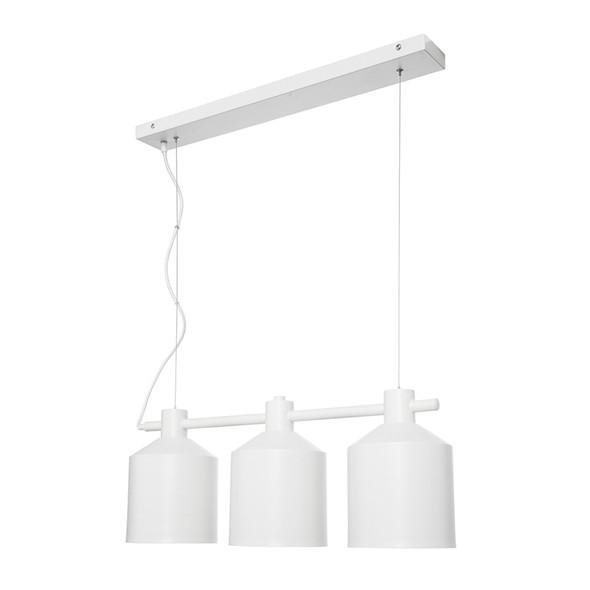 Brilliant Syphon 3lt White Hanging Pendant