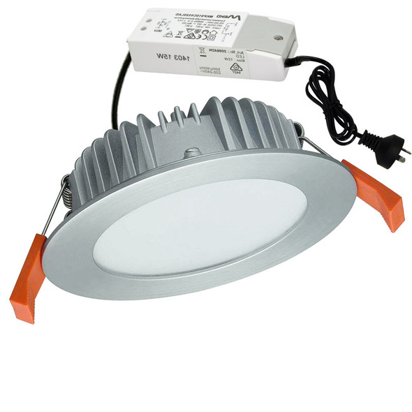 Eglo Triton 9w 4000K LED Down Light Anodised Aluminium