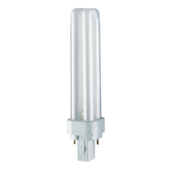 CLA 18w G24 2 Pin PL CFL 6400K Daylight