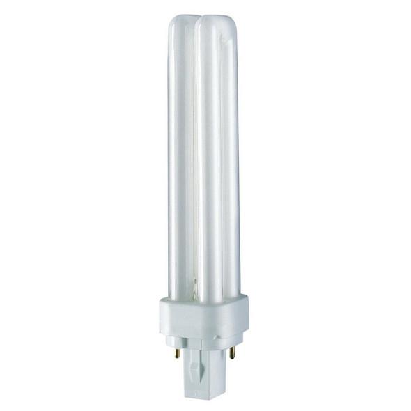 Duralamp 26w G24 2 Pin PL CFL 4000K Cool White