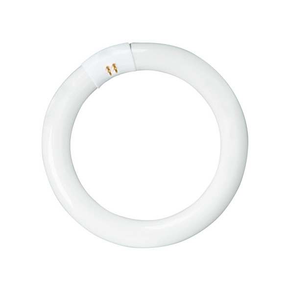 PJ White 22w T9 Circular Fluoro Tube 4000K Cool White