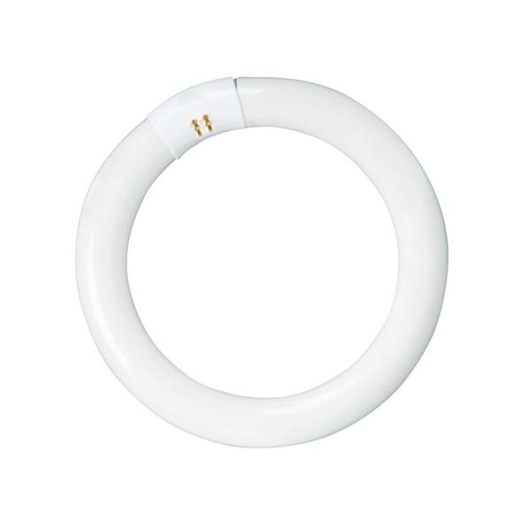PJ White 22w T9 Circular Fluoro Tube 5000K Natural White