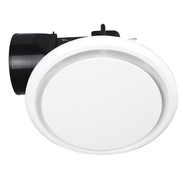Mercator Novaline II Round/Round White Exhaust Fan Large