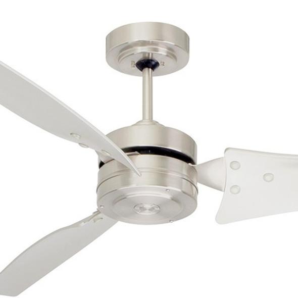 MyFan Emerson Loft 152cm Silver Plastic Blade Ceiling Fan