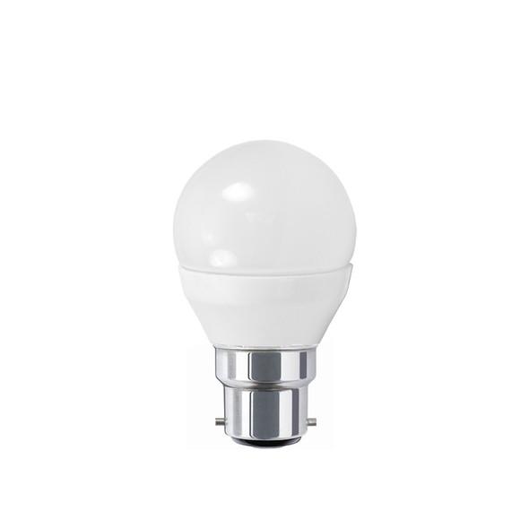 Atom 6w B22 LED DIMMABLE Fancy Round 3000K Warm White