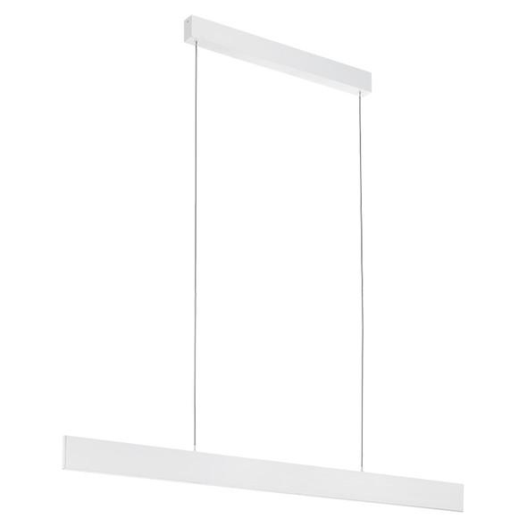 Eglo Climene 118cm 29w LED White Hanging Pendant 3000K