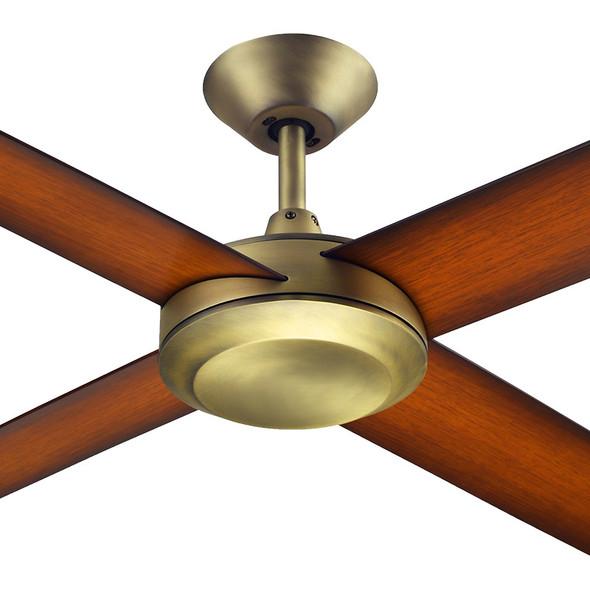Hunter Pacific Concept 3 130cm Koa Plastic Indoor/Outdoor Ceiling Fan