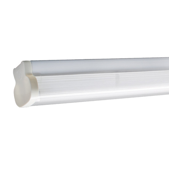 GE Gecko Single 36w Diffused Batten Fluorescent Ceiling Light