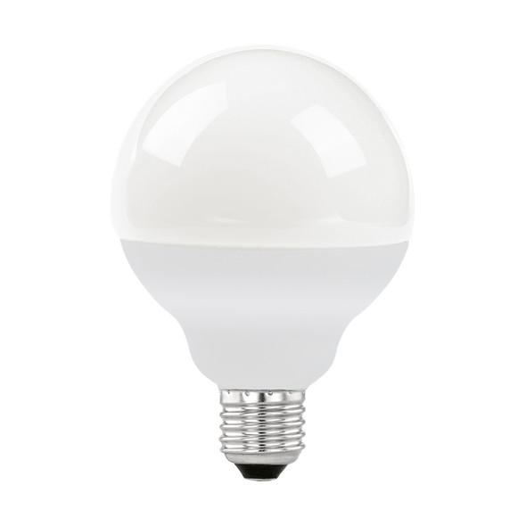 Eglo 12w E27 LED G95 3000K Warm White