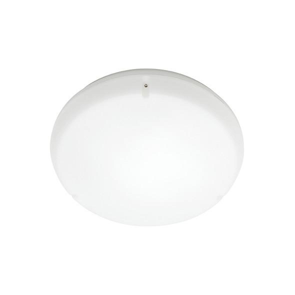 Mercator Nobel 2 X 9w PL Fluorescent Ceiling Oyster
