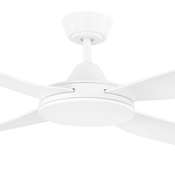 Eglo Bondi 132cm White Plastic Indoor/Outdoor Ceiling Fan