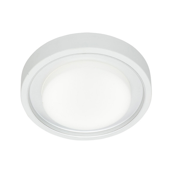Mercator Orlando 22w T5 Circular Fluorescent Ceiling Light White