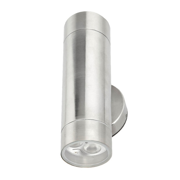 Brilliant Vision Eco LED Exterior Up/Down Wall Light 316 Stainless Steel