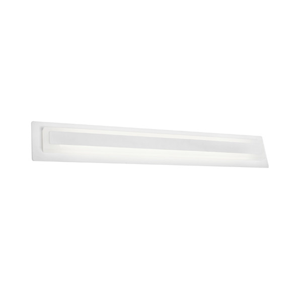 Cougar Taurus 61cm 18w LED Vanity Wall Light White