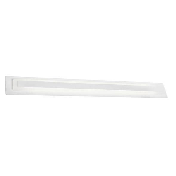 Cougar Taurus 92cm 20w LED Vanity Wall Light White