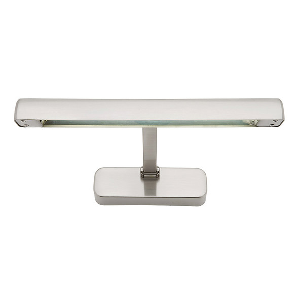 Cougar Europa 8w T5 Fluorescent Picture Light Brushed Nickel