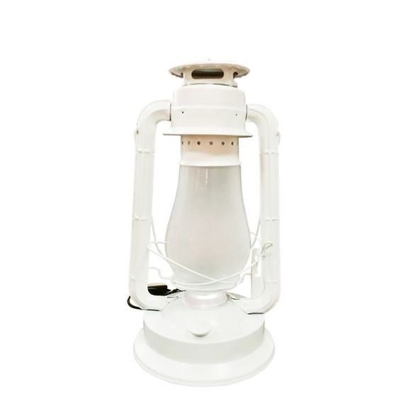 CLA Kerosin3 White Replica Kerosene Table Lamp