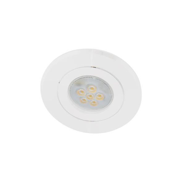 Atom AT1032 MR16 LED Aluminium Down Light Gimble White