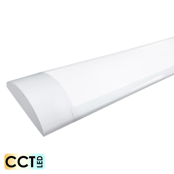 CLA RazorDMW 36w Wide Body CCT LED Ceiling Light White