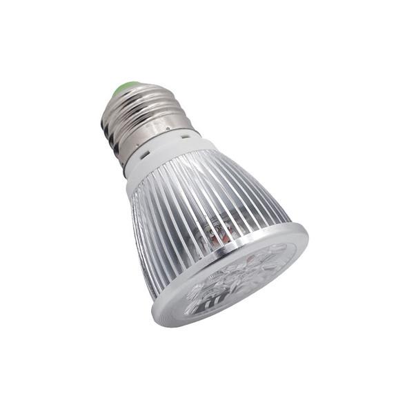 Nova 8w E27 SMD LED Spot 3000K Warm White