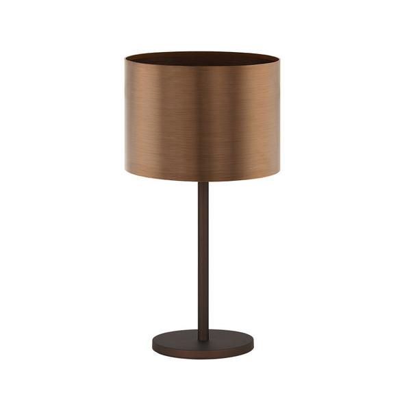 Eglo Saganto 1 Brown & Copper Table Lamp