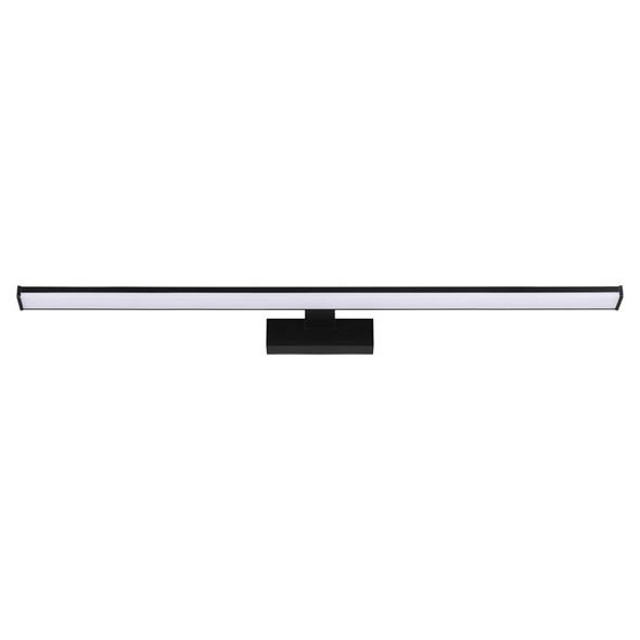 Eglo Pandella 120cm 15w LED Vanity Wall Light Black