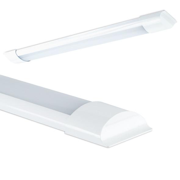 Fuzion FL1566 21w 5000K Slim LED Ceiling Light White