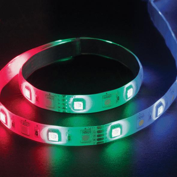 Brilliant 6w X 2.4m LED Modular Strip Kit RGB & Remote