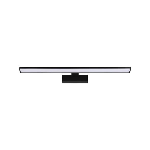 Eglo Pandella 60cm 11w LED Vanity Wall Light Black