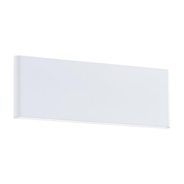 Eglo Climene Flat Up/Down LED Wall Light White