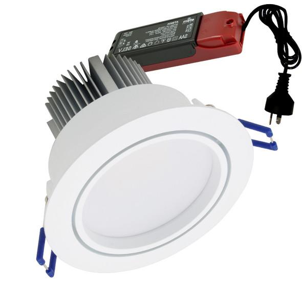 Atom AT9016 15w 4000K LED Down Light Gimble White