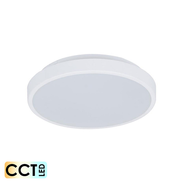 Domus Easy-300 18w CCT LED Ceiling Oyster