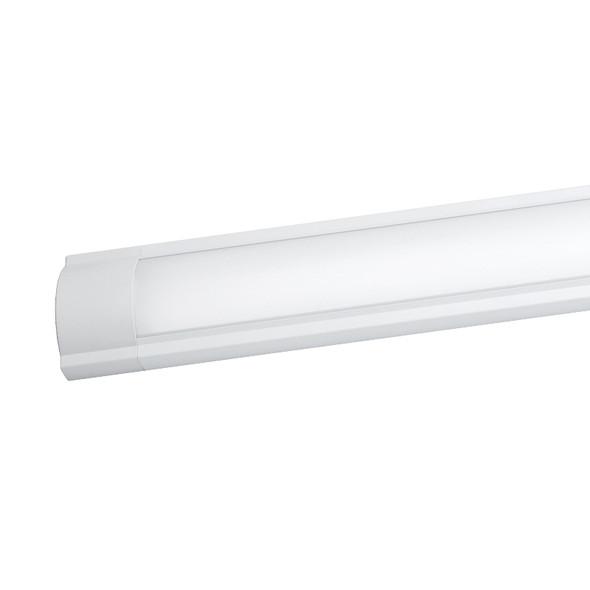 Mercator Metro Slim 38w 5000K LED Ceiling Light White