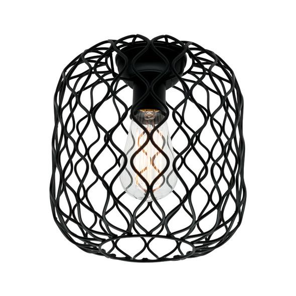Mercator Henrik DIY Ceiling Batten Fix Light Black