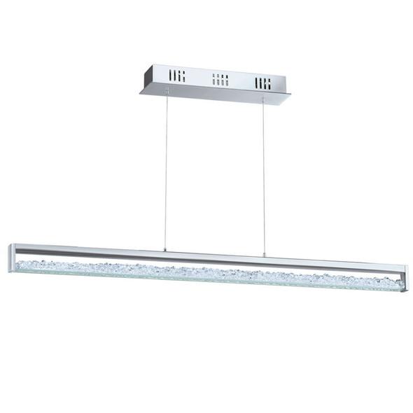 Eglo Cardito 36w LED Crystal Hanging Pendant 4000K