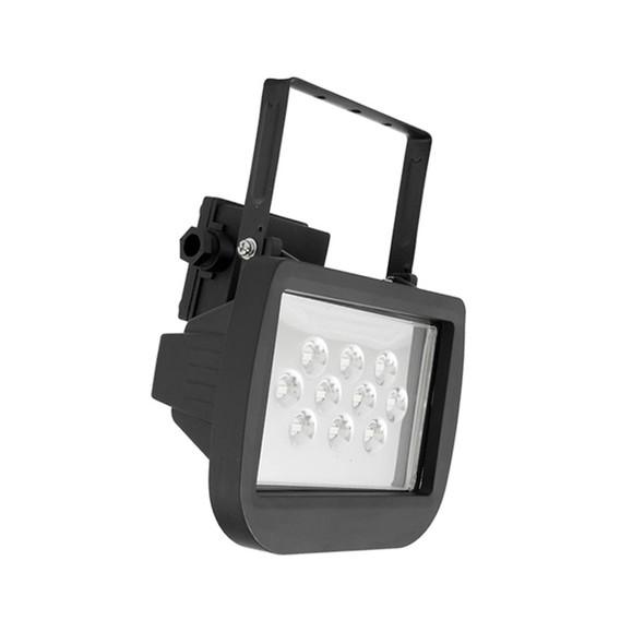 Brilliant Crest 20w 6500K SMD LED Flood Light Black