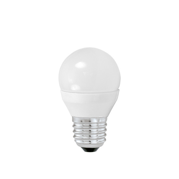 Atom 4w E27 LED Fancy Round 4000K Cool White