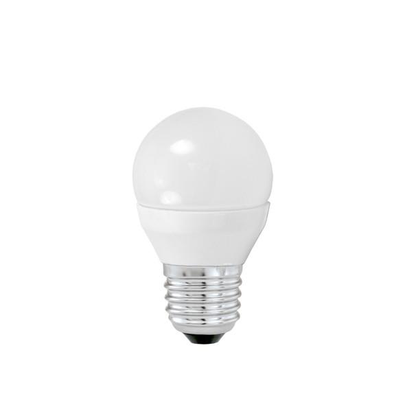 Atom 4w E27 LED Fancy Round 3000K Warm White