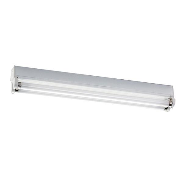 Fuzion/ND Light Twin 18w Bare Batten Fluorescent Ceiling Light