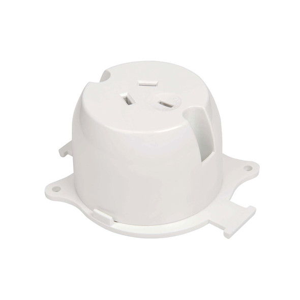10a Surface Socket To Suit LED Downlights