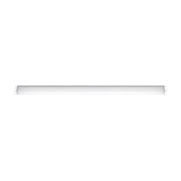 Mercator Grove 21w T5 Fluorescent Vanity Light White