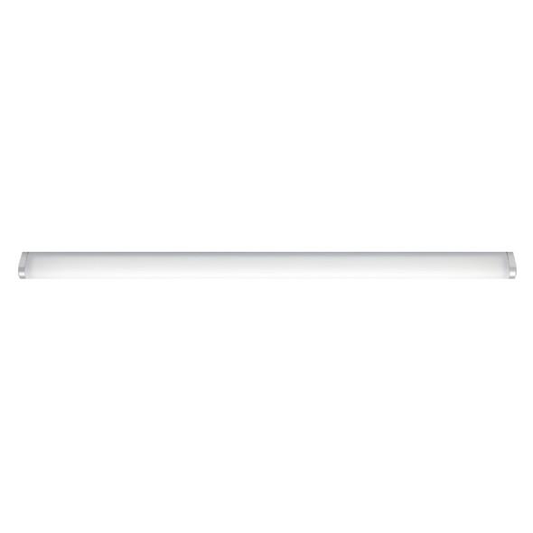 Mercator Grove 28w T5 Fluorescent Vanity Light Chrome