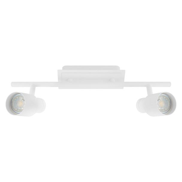 Eglo Davida2 2lt GU10 LED Spotlight Matt White
