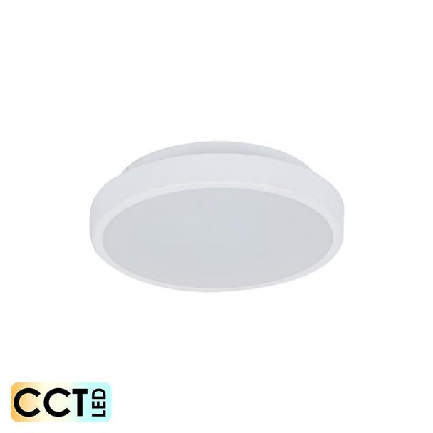 Domus Easy-250 10w CCT LED Ceiling Oyster